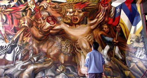 Paris Wall Murals happy birthday to great mexican muralist david alfaro