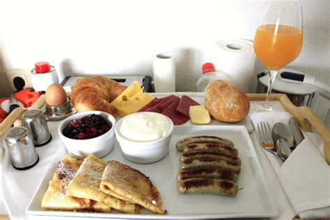 breakfast in bed breakfast in bed phood journal