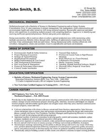 mechanical engineer resume template premium resume