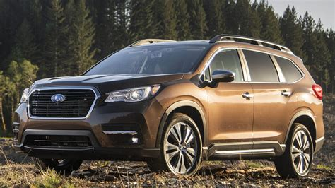 2019 New Vehicles by New Suvs For Owners Of Recalled 2019 Subaru Ascent