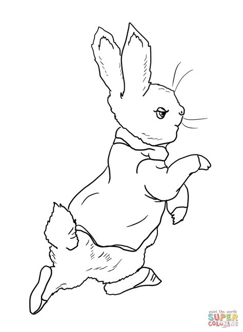 coloring pages peter rabbit beatrix potter peter rabbit coloring pages to download and print for free