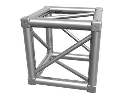 tralicci in alluminio w 220 rfel seitenl 228 nge 40 cm bama aluminium traversen