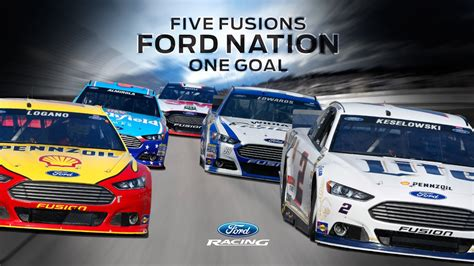 Ford Nation by Celebrate 5 Fusions In The With This Official Ford