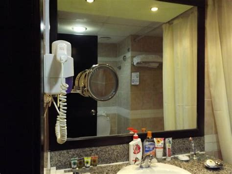 Hair Dryer In Bathtub the shower with tub picture of al diar regency hotel abu dhabi tripadvisor