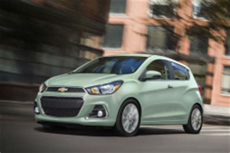 chevrolet airbag recall gm recalls chevy spark to fix passenger airbags