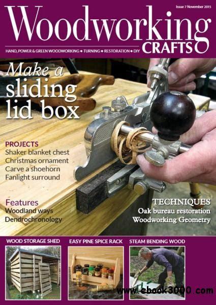 woodworking ebooks woodworking crafts november 2015 free ebooks