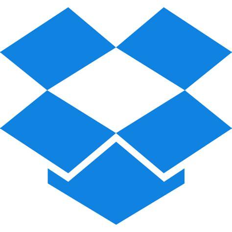 dropbox kostenlos dropbox symbol kostenlos von social icons