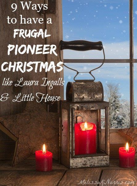 melissa k norris s blog 9 ways to have a frugal pioneer
