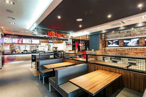 fast food kitchen design fast food restaurant interior design ideas that you should