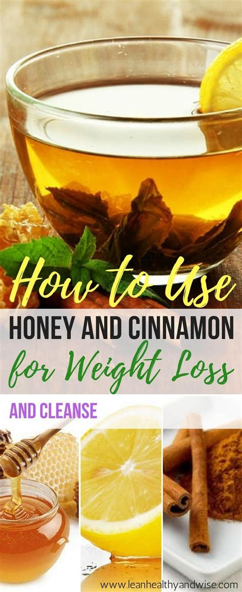 Cinnamon Honey Detox Weight Loss by 25 Best Ideas About Honey And Cinnamon On