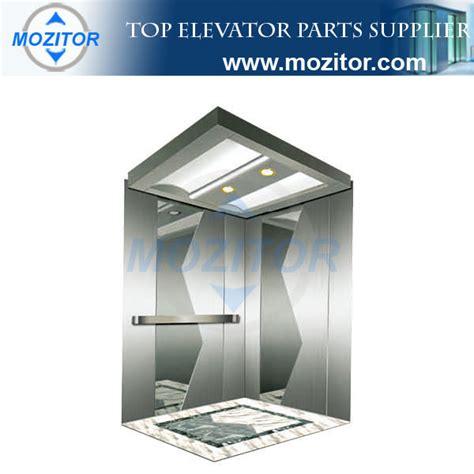 elevator cabin elevator parts passenger elevator escalator residential
