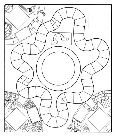 awesome printable board games awesome printable gameboard images worksheet mathematics