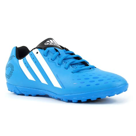 soccer shoes for adidas adidas freefootball ff x ite tf blue black white turf