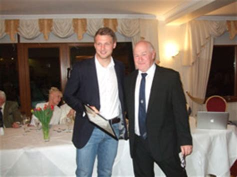photos of dan biggar and his wife annual dinners