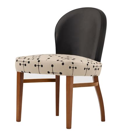 Upright Armchair by Maddie Upright Armless Chair Knightsbridge Furniture