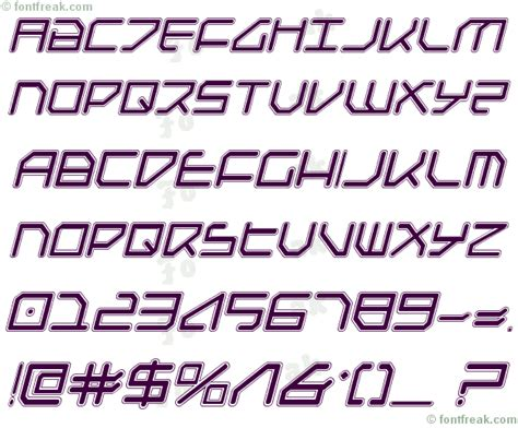 College Letter Font Font Freak Federapolis Freeware By Iconian Fonts