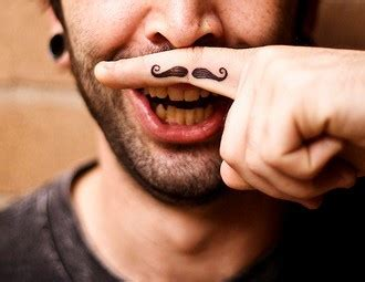 mustache tattoo on your finger urban dictionary how to become an urban hipster in six simple steps men s