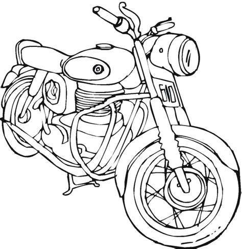 Ideen Zum Ausmalen 317 by Motorcycle Coloring Page Coloring Pages
