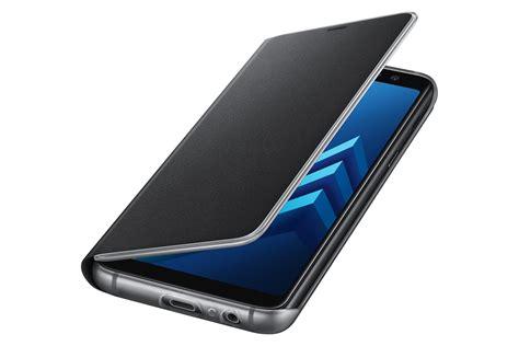 Samsung A8 Pro 2018 atc market samsung flipov 233 neonov 233 pouzdro pro a8 2018 black