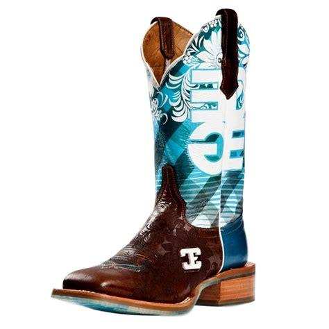 cinch womens boots cinch western boots womens cowboy malibu graphic print