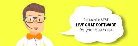 best chat software a checklist for selecting the best live chat software for