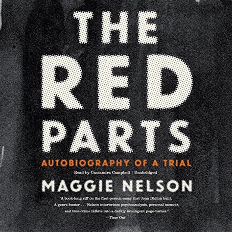 libro the red parts autobiography libro bluets di maggie nelson