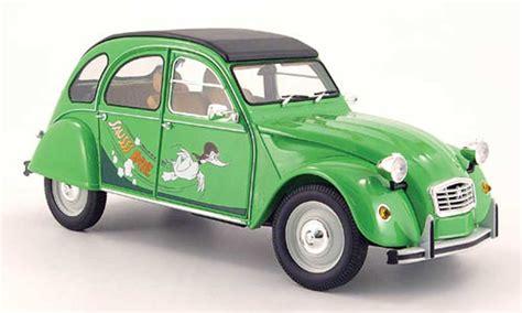 Eine Ente Auto by Citroen 2cv Sausss Ente Green 1987 Minichs Diecast