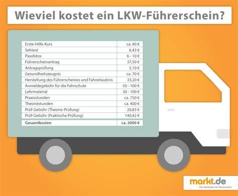 Motorrad F Hrerschein Preis by Wie Viel Kostet Ein Lkw F 252 Hrerschein Markt De