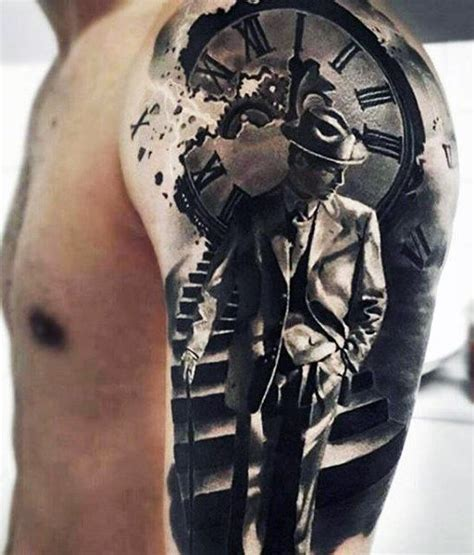 3d tattoo ideas for men 80 3d tattoos for three dimensional illusion ink