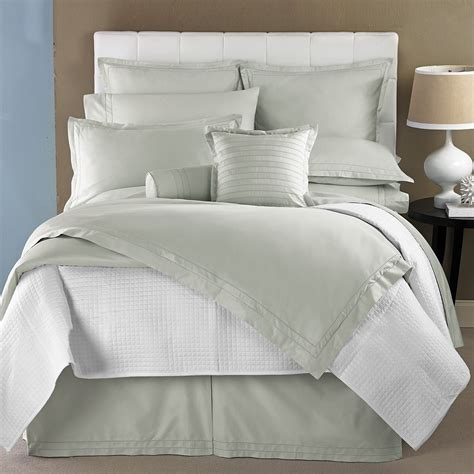 Bloomingdales Comforters by Hudson Park 800tc Solid Bedding Bloomingdale S