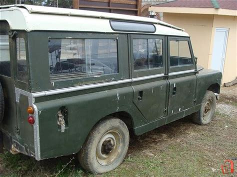 original land rover pazar3 mk ad land rover original 67 for sale ohrid