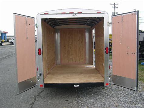 Trailer Back Door by Trailer Doors 2018 Cargo Express Xlw Se 6x12 Enclosed