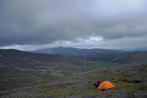 Hiking in the Khibiny and Lovozero Mountains (Russian ...