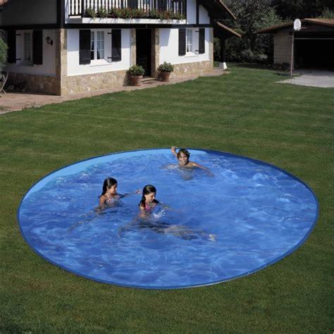 Acheter Piscine Hors Sol 1324 kit piscine acier enterr 233 e ronde pool pas cher id