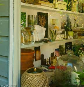 She Shed Interiors interiors dawn of the shed daily mail online
