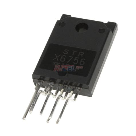 Str X6429 avelmak sk integrovan 233 obvody str stv