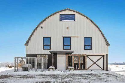 pole barn homes    build  metal