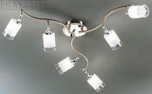 6 Volt Led Lights Franklite Campani 6 Spotlight Ceiling Light Spot8776