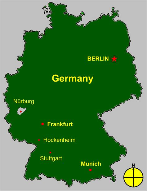germany location map location germany map