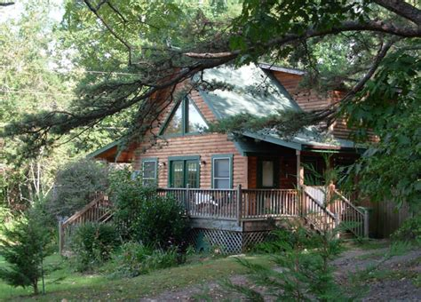 Cabin Parkway by Asheville Cabin Rental Pet Friendly Log Cabin With