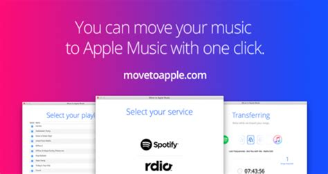 how to move spotify music to itunes how to get spotify how to transfer spotify rdio playlists to apple music