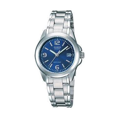 Jam Tangan Casio Aw 82d 1a Pria Silver Black Original jual jam tangan casio pria wanita harga casio murah blibli