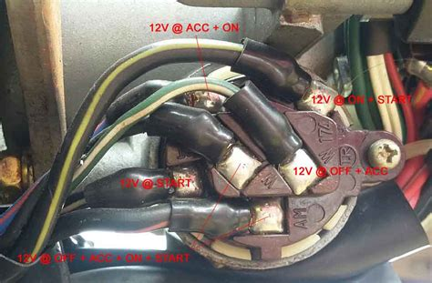 toyota 4x4 22r ignition wiring diagram toyota 22r wiring