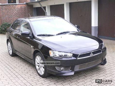 2008 Mitsubishi Lancer 2 0 Di D Invite Car Photo And