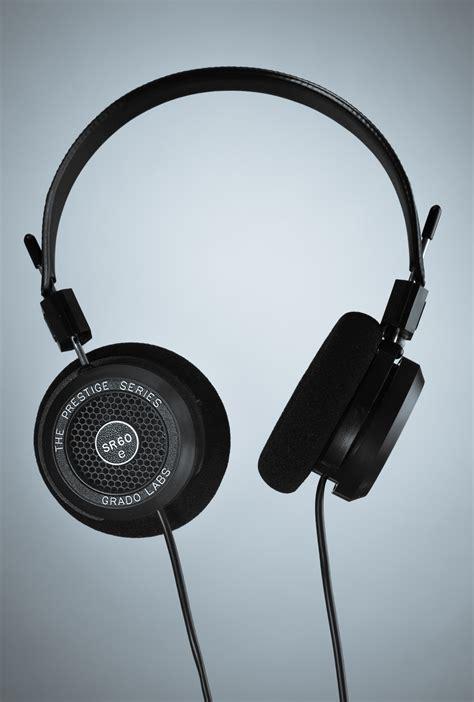 Headset Grado safeandsoundhq grado labs sr60e prestige series headphones