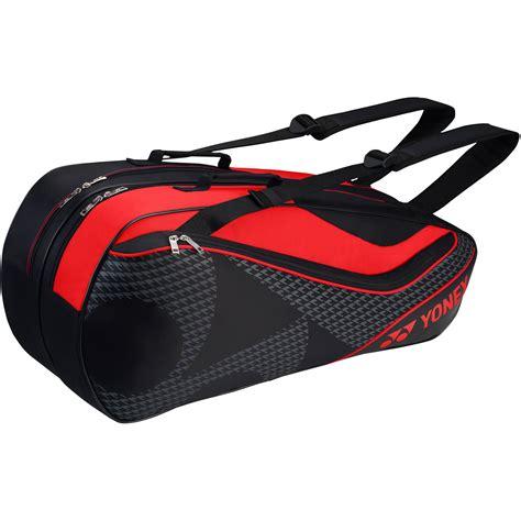 new tas badminton yonex bag8726ex yonex 8726 ex original yonex active 6 racket bag bag8726ex black
