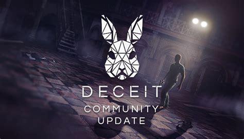 Of Deceit steam community deceit