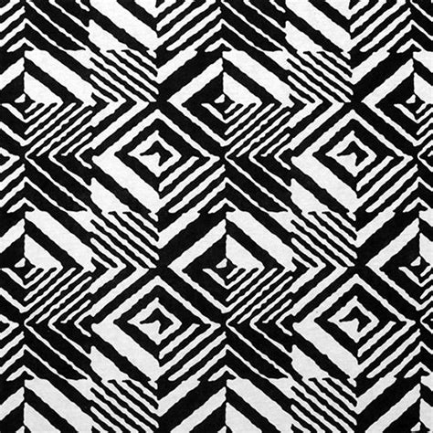 Black Mix Tribal Exvlusive black ethnic tribal print on white cotton jersey knit fabric a charlee exclusive ethnic