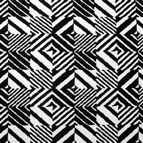 tribal pattern jersey black ethnic tribal print on white cotton jersey knit