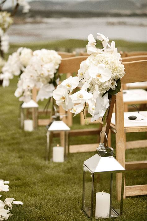 Outdoor Ceremony Decorations by A Lowcountry Wedding Charleston Myrtle